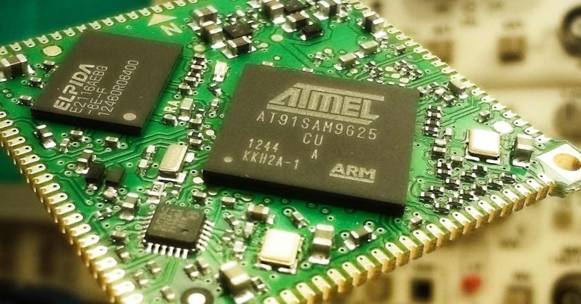 embedded systeem met een arm processor